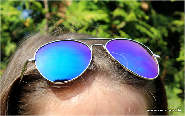 Chice & coole Brille für Festivals gFbycX